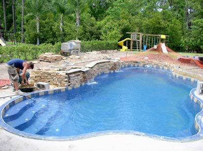 Fiberglass Swimming Pools Pool Design Ideas Pictures