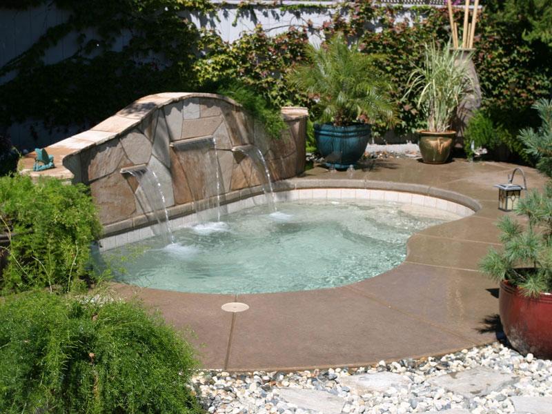 Fiberglass Inground Swimming Pools in Jacksonville FL Lisa